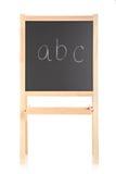 μαύρο σχολείο χαρτονιών Στοκ φωτογραφία με δικαίωμα ελεύθερης χρήσης