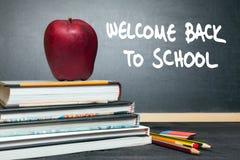 μαύρο σχολείο έννοιας βιβλίων ανασκόπησης copyspace Στοκ φωτογραφία με δικαίωμα ελεύθερης χρήσης