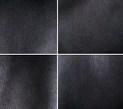 μαύρο σύνολο δέρματος Στοκ φωτογραφίες με δικαίωμα ελεύθερης χρήσης