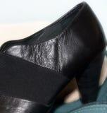 μαύρο τακούνι Στοκ εικόνες με δικαίωμα ελεύθερης χρήσης