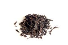 μαύρο τσάι σωρών Στοκ φωτογραφίες με δικαίωμα ελεύθερης χρήσης