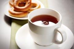 μαύρο τσάι Στοκ φωτογραφίες με δικαίωμα ελεύθερης χρήσης