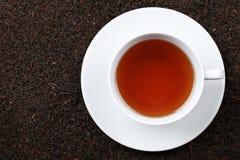 Μαύρο τσάι Στοκ φωτογραφία με δικαίωμα ελεύθερης χρήσης