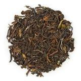 Μαύρο τσάι Darjeeling οργανικό στοκ εικόνες