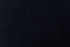 Μαύρο υπόβαθρο εγγράφου, μακρο φωτογραφία Στοκ φωτογραφία με δικαίωμα ελεύθερης χρήσης