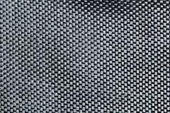 Μαύρο υπόβαθρο ινών Στοκ Εικόνα