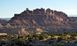 Μαύρο φαράγγι Utah δράκων Στοκ Φωτογραφίες