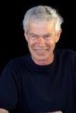 μαύρο όμορφο χαμόγελο ατόμ& Στοκ εικόνα με δικαίωμα ελεύθερης χρήσης