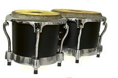 Μαύρο bongo Στοκ φωτογραφία με δικαίωμα ελεύθερης χρήσης