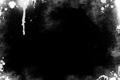 μαύρο grunge απεικόνιση αποθεμάτων