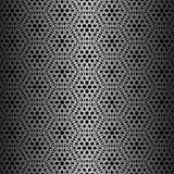Μαύρο hexagon σχέδιο διανυσματική απεικόνιση