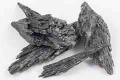 Μαύρο kyanite Στοκ φωτογραφίες με δικαίωμα ελεύθερης χρήσης
