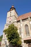 μαύρο neagra εκκλησιών biserica Στοκ φωτογραφία με δικαίωμα ελεύθερης χρήσης