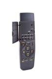 Μαύρο VCR απομακρυσμένο στοκ φωτογραφία με δικαίωμα ελεύθερης χρήσης