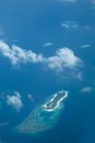 Μαλδίβες Στοκ Φωτογραφία