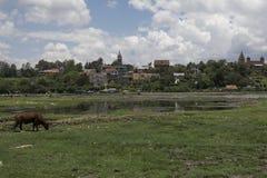 Μαδαγασκάρη Antsirabe Στοκ εικόνες με δικαίωμα ελεύθερης χρήσης