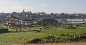Μαδαγασκάρη Antsirabe Στοκ Εικόνες