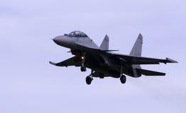 Μαλαισία, 2016 - βασιλικά μαλαισιανά μαχητικά αεροσκάφη πολεμικών αεροποριών κατά τη διάρκεια του στρατιωτικού airshow στο διεθνή Στοκ Φωτογραφία