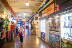 Μαλαισία - 12 Feuary 2017:: Κεντρική αγορά να ψωνίσει μέσα Στοκ φωτογραφία με δικαίωμα ελεύθερης χρήσης