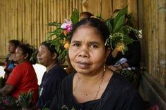Μαλαισιανοί γηγενείς ή φυλετικοί λαοί Στοκ Εικόνες