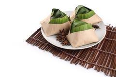 Μαλαισιανό nasi lemak Στοκ φωτογραφία με δικαίωμα ελεύθερης χρήσης