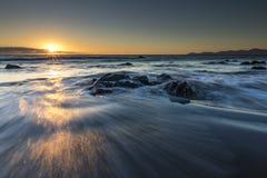 Μαλακά κύματα Στοκ Εικόνες