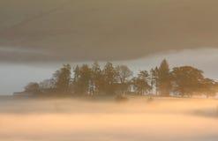 Μαλακή άποψη πρωινού Στοκ εικόνες με δικαίωμα ελεύθερης χρήσης