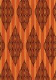 Μαλακή καφετιά ταπετσαρία σχεδίων επίσης corel σύρετε το διάνυσμα απεικόνισης Στοκ Φωτογραφίες