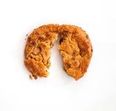 Μαλακή πίτα μπισκότων της Apple καραμέλας Στοκ Φωτογραφίες