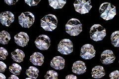 Μαλακή σύσταση υποβάθρου κρυστάλλων αστραπής Στοκ εικόνα με δικαίωμα ελεύθερης χρήσης