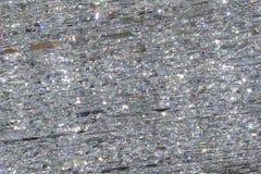 Μαλακή σύσταση υποβάθρου κρυστάλλων αστραπής Στοκ Φωτογραφίες