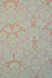 Μαλακή floral ταπετσαρία διακοσμήσεων σύστασης υποβάθρου Στοκ Εικόνες