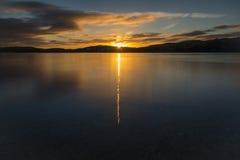 Μαλακός ήλιος Στοκ φωτογραφία με δικαίωμα ελεύθερης χρήσης