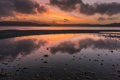 Μαλακός ήλιος Στοκ Φωτογραφίες