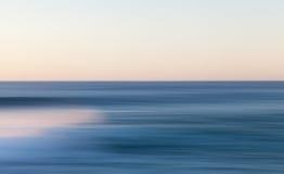 Μαλακό ηλιοβασίλεμα κρητιδογραφιών Στοκ φωτογραφίες με δικαίωμα ελεύθερης χρήσης