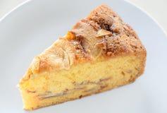 Μαλακό κέικ της Apple Στοκ Εικόνες