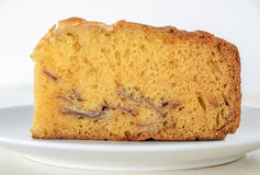 Μαλακό κέικ της Apple Στοκ Φωτογραφία