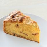 Μαλακό κέικ της Apple Στοκ φωτογραφία με δικαίωμα ελεύθερης χρήσης