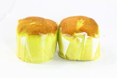 Μαλακό κέικ Στοκ Εικόνες
