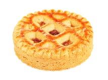 Μαλακό μπισκότο με την κόλλα της Apple Στοκ φωτογραφίες με δικαίωμα ελεύθερης χρήσης
