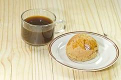 Μαλακό ψωμί κουλουριών Στοκ Εικόνες