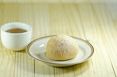 Μαλακό ψωμί κουλουριών Στοκ εικόνες με δικαίωμα ελεύθερης χρήσης