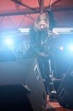 μαλλιαρό μακροχρόνιο παίζ&o Στοκ φωτογραφίες με δικαίωμα ελεύθερης χρήσης
