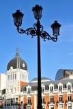 Μαδρίτη Ισπανία Στοκ εικόνα με δικαίωμα ελεύθερης χρήσης