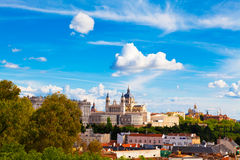 Μαδρίτη Ισπανία Στοκ Φωτογραφίες
