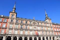 Μαδρίτη, Ισπανία Στοκ Εικόνες