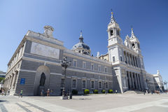 Μαδρίτη, Ισπανία Στοκ εικόνα με δικαίωμα ελεύθερης χρήσης