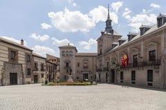 Μαδρίτη, Ισπανία Στοκ Εικόνα
