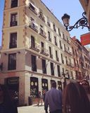 Μαδρίτη Στοκ φωτογραφία με δικαίωμα ελεύθερης χρήσης