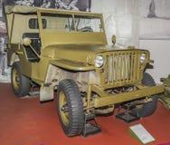 ΜΒ - όχημα τετράτροχης κίνησης Στοκ Εικόνες